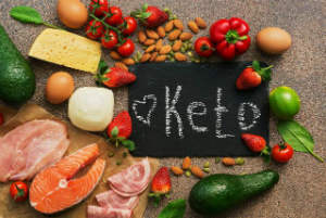 sono ammessi alimenti a basso contenuto di fibree