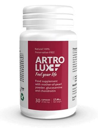 artrolux plus capsule controindicazioni ingredienti uso